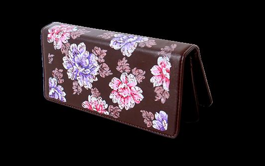 Saanchi - Floral Long Clutch
