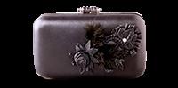 Saanchi - Leather Flower Applique